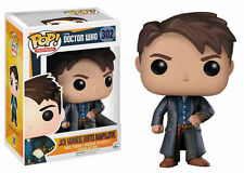 "EXCLUSIVE DOCTOR WHO JACK HARKNESS VORTEX MANIPULATOR  POP 3.75"" VINYL FUNKO"