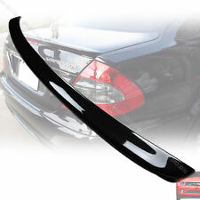 ++2002-2008 Painted Mercedes Benz W211 Boot Trunk Spoiler Rear Wing 197 §