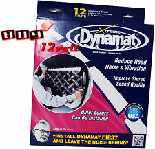 "Dynamat 10435 Xtreme Door Kit - Sound Dampening Kit w/ 4 Pieces 12"" x 36"""
