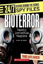 Bioterror: Deadly Invisible Weapons (247: Science Behind the Scenes: Spy Files)