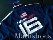 Polo Ralph Lauren Olympic Track Jacket $185NWT team usa pony p flag crest rio M