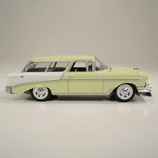 `56 Chevrolet Nomad B Yellow 1956 *RR* Racing Champions 1:64 OVP
