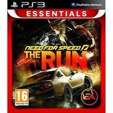 Playstation 3 PS3 Game Need for Speed - The Run - Auto racing New