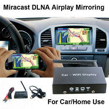 Car WiFi Mirror link Box Car WiFi Display for Android Samsung s7 iOS iPhone 6 7