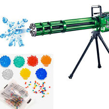 4000pcs Water Crystal Bullet Orbeez Nerf Air Gun Paintball Ball Kids Toy