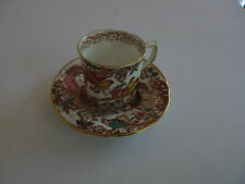 """Olde Avesbury"" 2 tlg. Mokkatasse Royal Crown Derby"