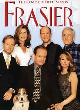 Frasier: The Complete Fifth Season [4 Discs] (2005, DVD NEUF)4 DISC SET