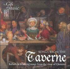 Songs from the Taverne: Ballads & Drinking Songs from the Time of Chaucer, New M