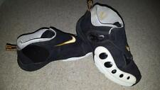 ZOOM GP 10 GARY NIKE AIR PAYTON THE GLOVE Negro Blanco Talla 8.5 FLIGHT PENNY LEBRON