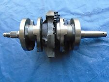HONDA TWINSTAR CM200 CRANK SHAFT WITH CONNECTING RODS & TIMING CHAIN
