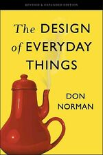 The Design of Everyday Things by Don Norman Paperback Book (English)