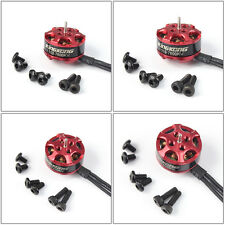 4pcs / lot KING KONG mini-7800kv moteur brushless pour 1103 RC Multirotor Drone