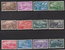 FRANCOBOLLI 1948 REPUBBLICA RISORGIMENTO MNH Z/3962