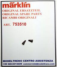 MARKLIN   75351 753510  VITE (2pz) -  SCHRAUBE-ZYL.ANS.M 2,5  (2 Stück)