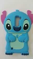 IT- PHONECASEONLINE SILICONE COVER PER CELLULARI STITCH PARA LG K10