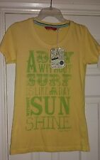 Gul Surf Co ladies T-shirt size 8