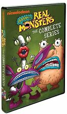 Aaahh!!! Real Monsters Complete TV Series DVD Set Nickelodeon Collection Season