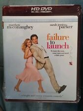 Failure to Launch (HD DVD) Matthew McConaughey, Sarah Parker