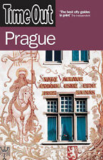 """Time Out Guides Ltd """"Time Out"""" Prague Very Good Book"""