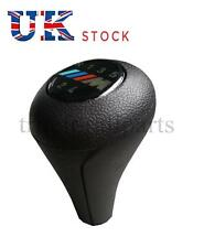 1x New 5 speed Black Gear Knob Shift for BMW 3 5 7 series M E34 E36 E39 E38 E46