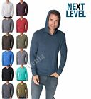 Next Level 6021 Men's Tri-Blend Long-Sleeve Hoodie