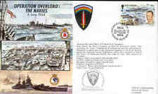 JS50/44/4B raf cover overlord WW2 op overlord les marines raf piloté fdc