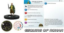 ESQUIRE OF ROHAN #203 Lord of the Rings starter set HeroClix