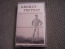 SEALED RARE OOP Garret Factory CASSETTE TAPE Gulf Coast State Of Mind folk 1987