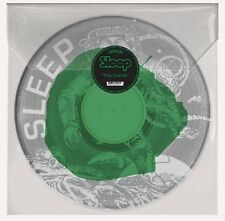 """Sleep The Clarity 12"""" EP 180gm Clear & Green Picture Disc Vinyl"""