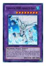 YuGiOh Card - Elemental HERO Absolute Zero GENF-ENSE1 Super Rare