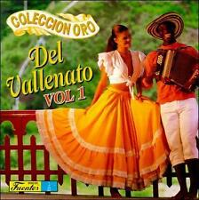 Coleccion Oro del Vallenato, Vol. 1 CD
