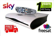 SKY FLOLINE SATELLITE TV RECEIVER DIGIBOX with REMOTE CONTROL ** 12m WARRANTY **