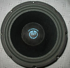 PAIR GODFATHER 10-8 M&M PRECISION LOUDSPEAKERS VERY RARE