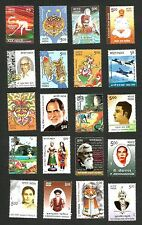 India 2010 Year Pack 91 stamps MNH