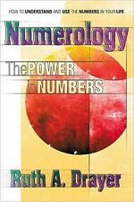 Numerology: The Power in Numbers, Ruth Drayer, 0757000983, Book, Acceptable