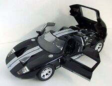 Motormax 1:12 Scale Die-Cast Collection Ford GT Concept (Black)