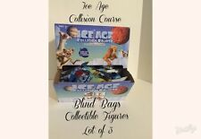 ICE AGE COLLISION COURSE COLLECTIBLE FIGURES BLIND BAGS -LOT OF 3 -NEW & SEALED