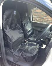 VOLKSWAGEN CADDY VAN SEAT COVERS PROTECTORS WATERPROOF PAIR - VW - ALL MODELS