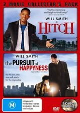 NEW Hitch  / Pursuit Of Happyness (DVD, 2007, 2-Disc Set DVD R4)