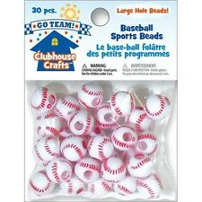 Advantus Clubhouse Crafts Sports Beads - 464124