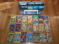 Tomy Pyuta (Tutor) Computer + 21 Games JAPAN VERY GOOD ULTRA RARE