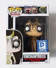 DC Legion of Collectors Suicide Squad Exclusive Enchantress Funko POP PreOrder