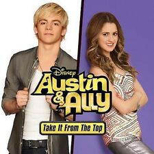 AUSTIN & ALLY Take It From The Top EXCLUSIVE 2015 CD Ross Lynch R5