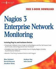 Nagios 3 Enterprise Network Monitoring: Including Plug-Ins and Hardware Devices