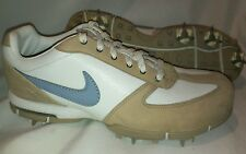Nike 314914 Women's Golf Shoes Sport Perform SP-5 III Max Air Stinger Cleats 7.5