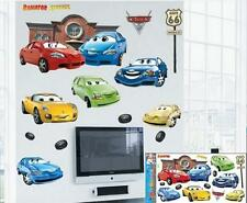 Cars wall stickers for kids rooms home decoration decor wall sticker kids 3D