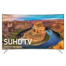 """Samsung UN65KS8500 65"""" Class KS8500 8-Series Curved 4K SUHD TV"""