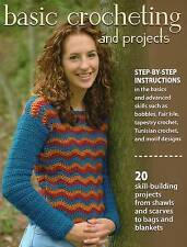Basic Crocheting And Projects Silverman  Sharon Hernes 9780811716161