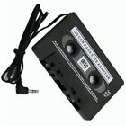 CAR AUDIO TAPE CASSETTE ADAPTER IPHONE IPOD MP3 CD RADIO NANO 3.5mm JACK AU