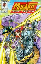Magnus Robot Fighter # 40 (Valiant, USA, 1994)